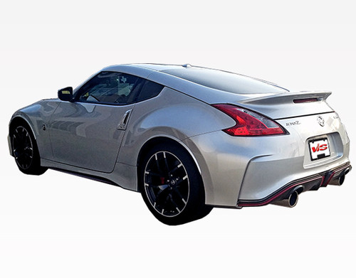 2009-2016 Nissan 370Z 2Dr NSM Side Skirts