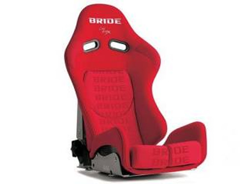 Bride GIAS II Low Max Reclining Racing Seat Red