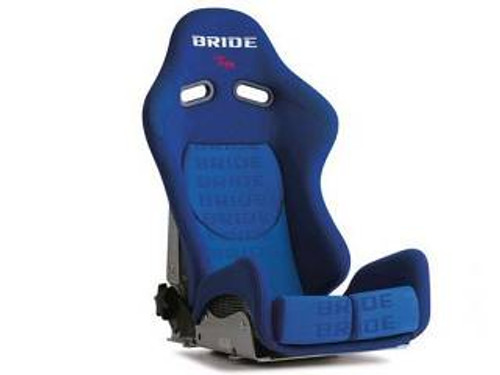 Bride GIAS II Low Max Reclining Racing Seat Blue