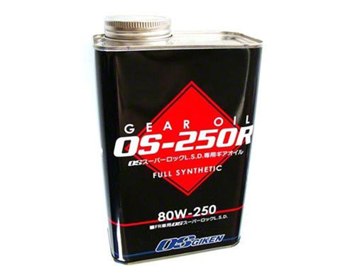 OS Giken Limited Slip Differential Fluid - 80w-250 - 1 liter