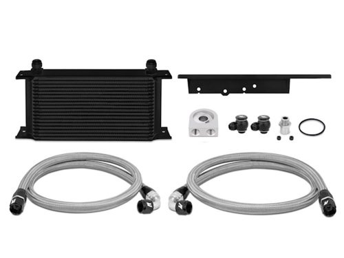 Mishimoto Oil Cooler Kit - Nissan 350Z / Infiniti G35 Coupe 03-06