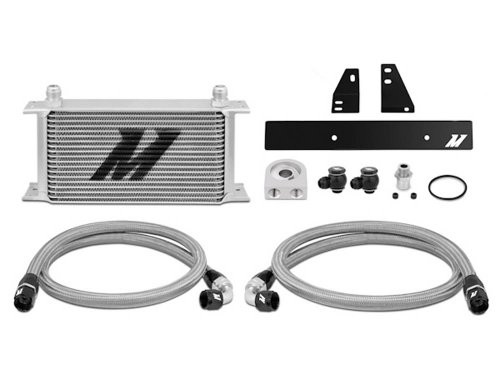 Mishimoto Oil Cooler Kit - Nissan 370Z 09+/ Infiniti G37 Coupe 08+