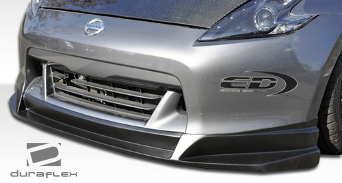 2009-2012 Nissan 370Z Duraflex SL-R Front Lip Under Spoiler Air Dam - 1 Piece