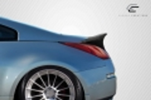 2003-2008 Nissan 350z Carbon Creations RBS Rear Wing Spoiler - 1 Piece
