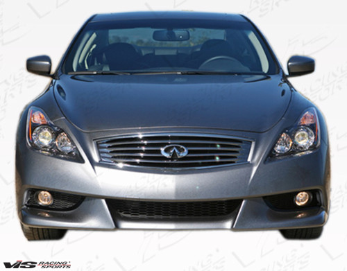 2008-2013 Infiniti G37 2Dr IPL Style Front Bumper