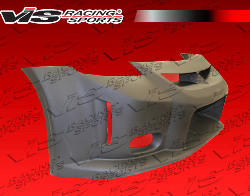 2003-2008 Nissan 350Z 2dr Invidia Front Bumper. All Vis fiberglass Body Kits; bumpers, Lips side skirts, spoilers, and hoods are made out of a high quality fiberglass. All Body Kits come with wire mesh if applicable. Professional installation required. Picture shown is for illustration purpose only. Actual product may vary due to product enhancement. Modification of part is required to ensure proper fitment. Test fit all Body Kit parts before any modification or painting. Accessories like fog lights, driving lights, splitter, canards, add-on lip, intake scoops, or other enhancement products are not included unless specified in the product description. Intended for OFF ROAD use only.