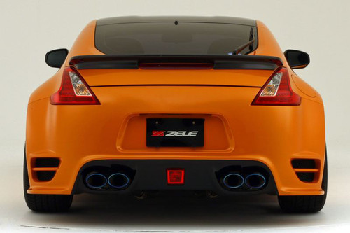 ZELE PERFORMANCE NISSAN 370Z REAR BUMPER