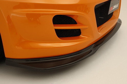 ZELE PERFORMANCE NISSAN 370Z CARBON FIBER FRONT LIP
