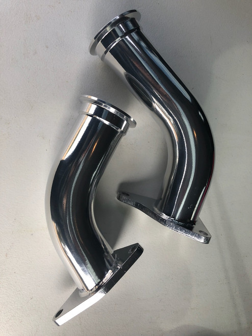 POWER PRO ENGINEERING INFINITI Q50/Q60 UPPER DOWN PIPES