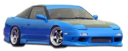 Nissan 240SX HB 1989-1994 GP1 Style 4 Piece Polyurethane Full Body Kit
