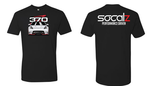 Socal Z x Project 10 Boosted 370Z Design