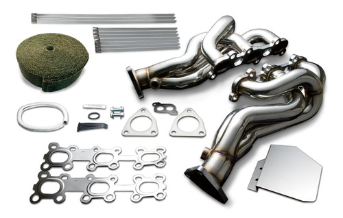 EXHAUST MANIFOLD KIT EXPREME VQ35DE Z33/CV35 Ver.2 with TITAN EXHAUST BANDAGE