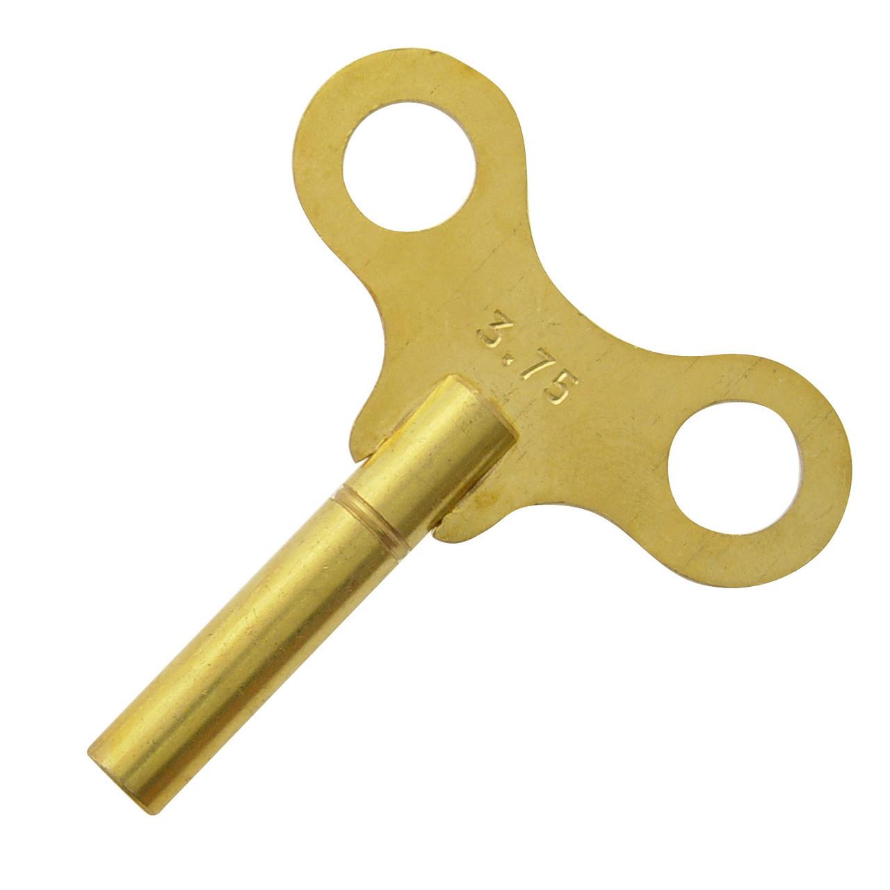 brassclock key size 1.50mm