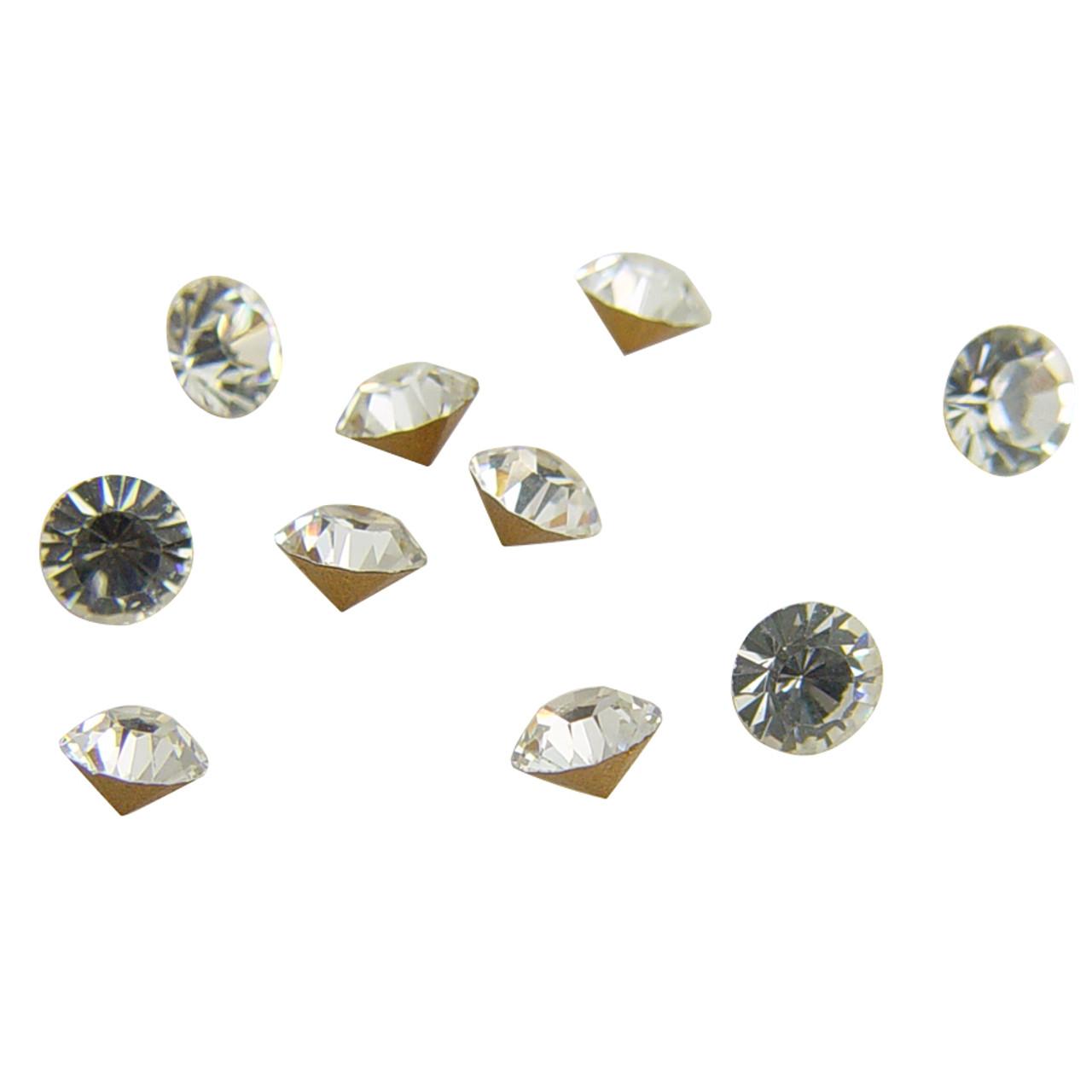 d82b16493277b1 Swarovski Stones Clear White Austrian Crystals