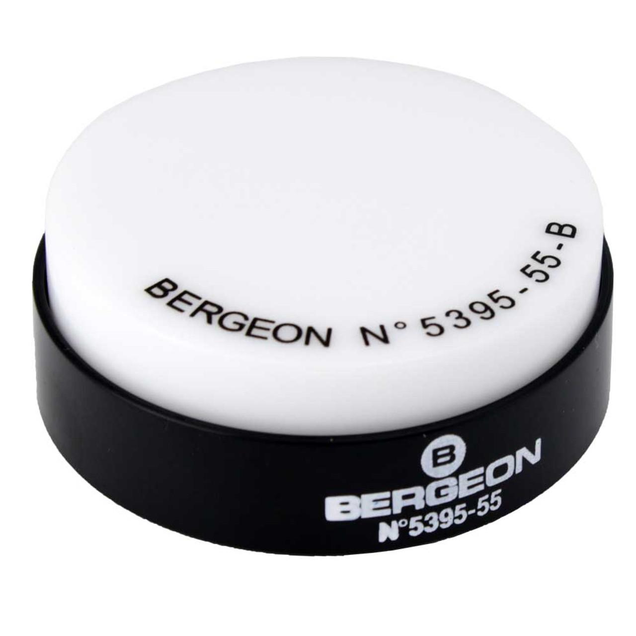 Bergeon 5395-55 Souple Gel Montre Étui Revêtement Coussin 55mm Suisse