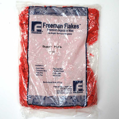 Quick Solidifying Wax Flakes For Injection Molding