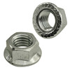 Metric Flange Lock Nuts Thread: M8-1.25 Flange O.D: 17mm Hex: 13mm Zinc Chrysler OEM# 11502811 50 Per Box