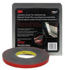 "3M 6382 1/2"" x 20 yard roll Double Sided Tape Black"