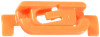 Windshield Moulding Clip Acura Legend/Honda Prelude 1988-On OEM# 91505-SG0-003 Orange Nylon 10 Per Box Click Next Image For Clip Detail