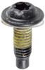 Torx Washer Head Door Lock Bolts M6-1.0 x 20mm T-30 Drive Washer Head Outer Diameter: 13.5mm OEM# 21094240 Black (500 Hr. Salt Spray) 25 Per Box Click Next Image For Bolt Details