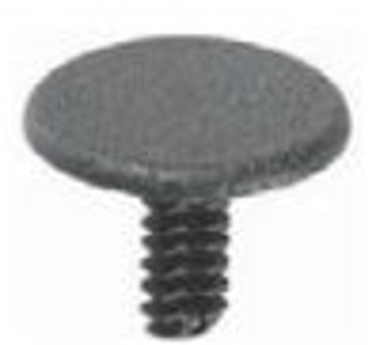 "GM Cowl Vent Retainer Head Diameter: 15/16"" OEM# 20511451 Black Nylon 25 Per box Click Next Image For Clip Detail"