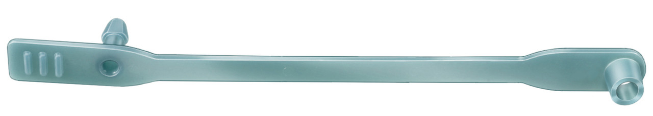 "Cable Harness Strap Overall Length: 110mm (5-5/16"") Maximum Bundle Diameter: 23mm (7/8"") Fits Into 6mm Hole Honda OEM# 90669-671-0000, 90669-671-0030 Toyota OEM# 90463-10337 Aqua Nylon 15 Per Package"