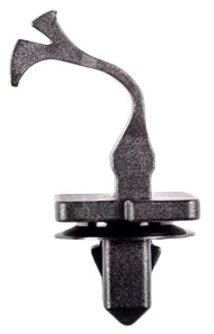 Windshield Pillar Trim Clip Overall Length: 43mm Stem Size: 7mm x 12mm Black Nylon Stem Length: 12mm Toyota Camry 2011 - 2007 Toyota OEM# 62217-33031 15 Per Box