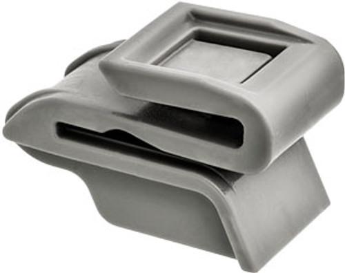 Width: 20mm Length: 32mm Gray Nylon Overall Height: 20.5mm Infiniti G35, FX35 & FX45 2008 - 2003 Nissan Pathfinder 2012 - 2005 Nissan OEM# 85284-AL510 5 Per Box