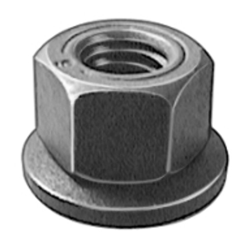 Thread: M4 - 0.7 Washer Outer Diameter: 12mm Hex: 9mm Free Spinning Washer Nuts Phosphate & Oil OEM# N621900, N800466 50 Per Box