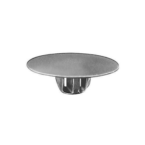 Head Diameter: 26mm Stem Diameter: 10mm; Stem Length: 8mm Jeep & Mitsubishi Hood Insulation Retainer Gray Nylon OEM# MB020923 10 Per Box