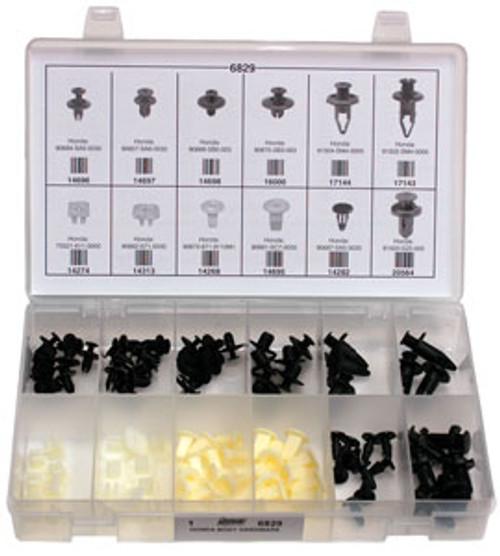 Honda Body Hardware Quick-Select Assortment Kit 92 Pieces