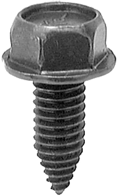 "5/16 - 18 x 13/16 Hex: 1/2"" Hex Washer Head Body Bolts Black Phosphate 50 Per Box Click Next Images For Body Bolt Spec Charts"