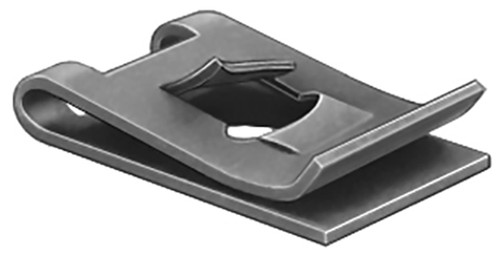 "Screw Size: #10 Panel Range: .025"" - .064"" Center Of Hole To Edge: 3/8"" 100 Per Box"