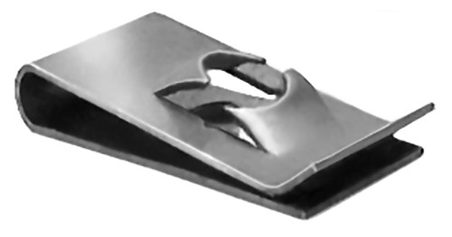 "Screw Size: 1/4""-20 Panel Range: .064""  - .125"" Center Of Hole To Edge: 9/16"" OEM # 9431647 100 Per Box"