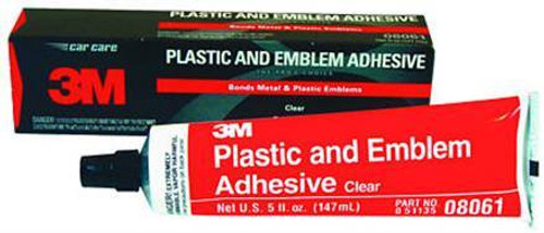 Plastic & Emblem Adhesive 3M 8061