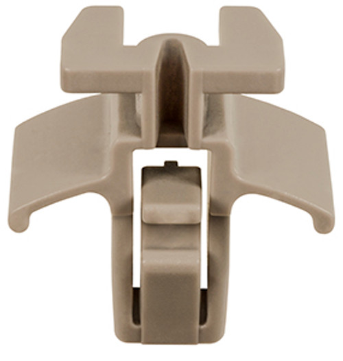 Moulding Clip Subaru Forester 1998-2005 Top Head Size: 11mm x 15mm Bottom Head Size: 14mm x 22.5mm Stem Length: 13mm Overall Height: 24mm OEM# 91059FC041 Gray Nylon 25 Per Box Click Next Image For Clip Detail