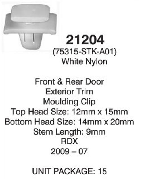 Auveco 21204 Detail