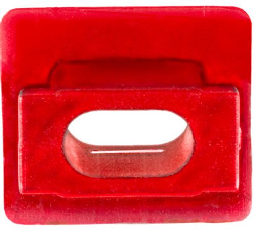 Interior Trim Insert Grommet Red Nylon Head Size: 17mm x 19mm Stem Length: 9mm BMW 3, 7 & X Series 1997 - On OEM# 51-45-8-266-814 25 Per Box
