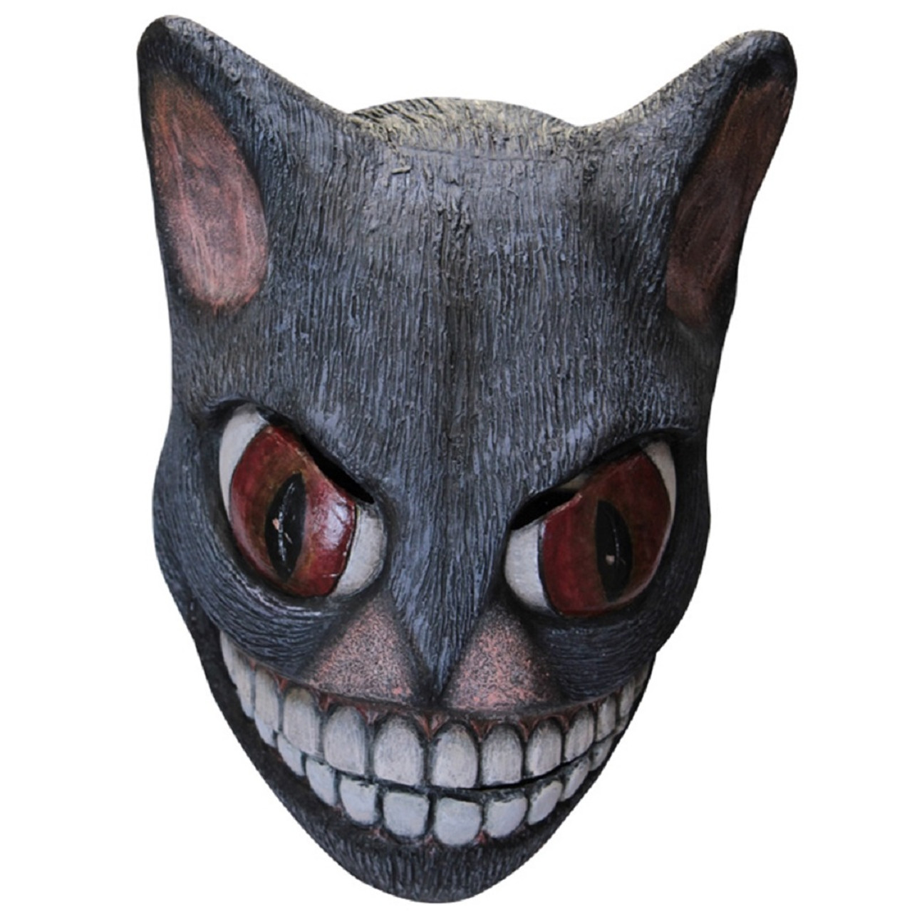 Grinny Cat Creepypasta Adult Latex Mask Pastamonsters Smiling Cat
