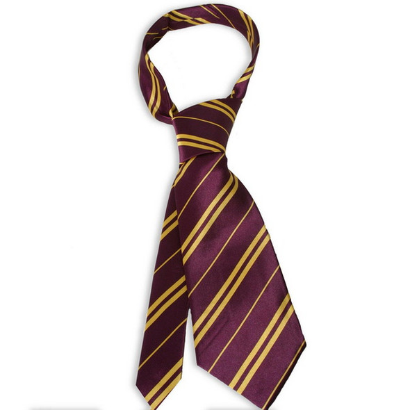 Child Harry Potter Licensed Gryffindor Tie Halloween Costume Accessory