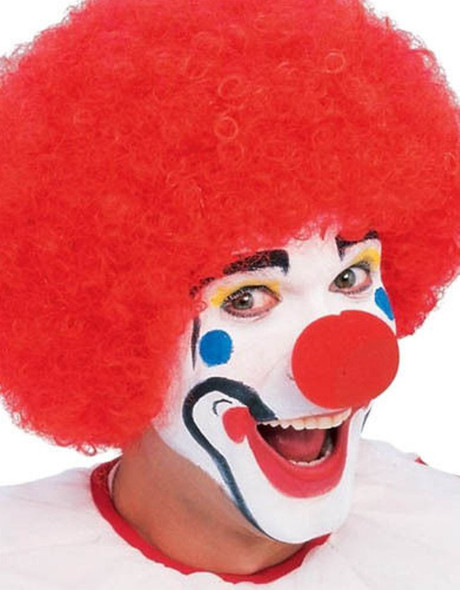 Forum Novelties Circus Clown Big Red Foam Nose Costume Accessory Adult Child