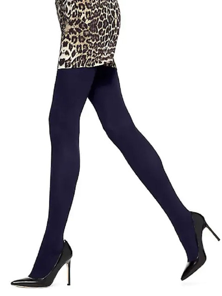 Sexy Solid Blue Tights Pantyhose Costume Accessory Women's Hosiery Large