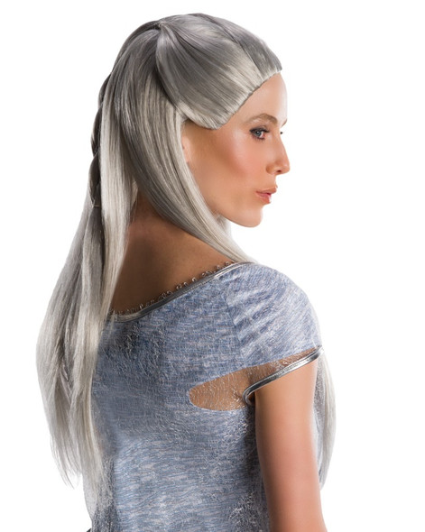 The Hunstman Winter's War Queen Freya Frozen Ice Snow Adult Women's Costume Wig