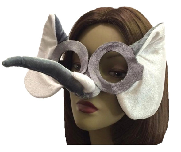 Elephant Glasses Adult Child Funny Animal Republican Party Costume Accessory