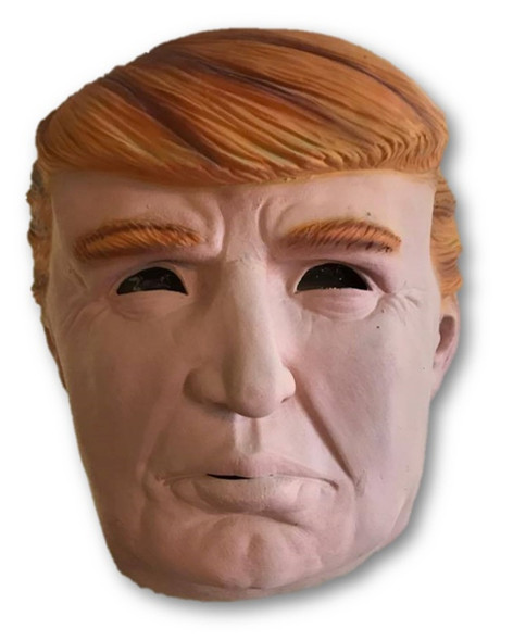 Donald Trump Politician American President The Don Adult Costume Latex Mask New