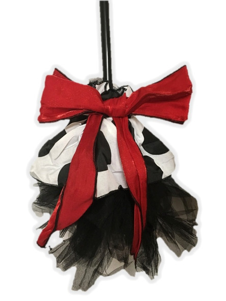 Princess Paradise Samantha The Witch Broom Child Costume Accessory Polka Dots