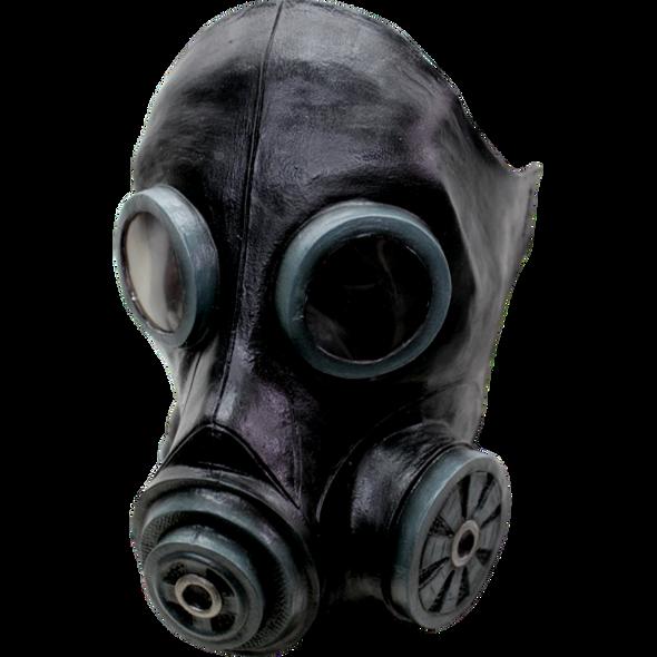 Smoke Gas Latex Mask Zombie Apocalypse Biohazard Halloween Costume Accessory BK