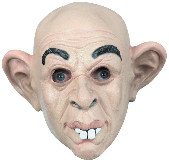 Funny Jumbo Jug Ears Latex Halloween Mask Adult Man Big Dumbo Human