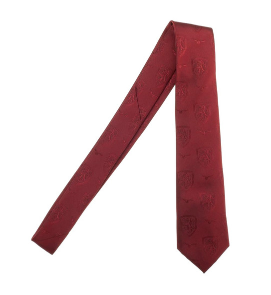 Harry Potter Licensed Gryffindor House Mono Neck Tie Halloween Costume Accessory