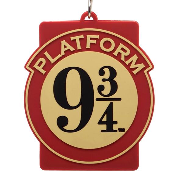 Harry Potter Platform 9 3/4 Lanyard Necklace Detachable ID Holder Keychain